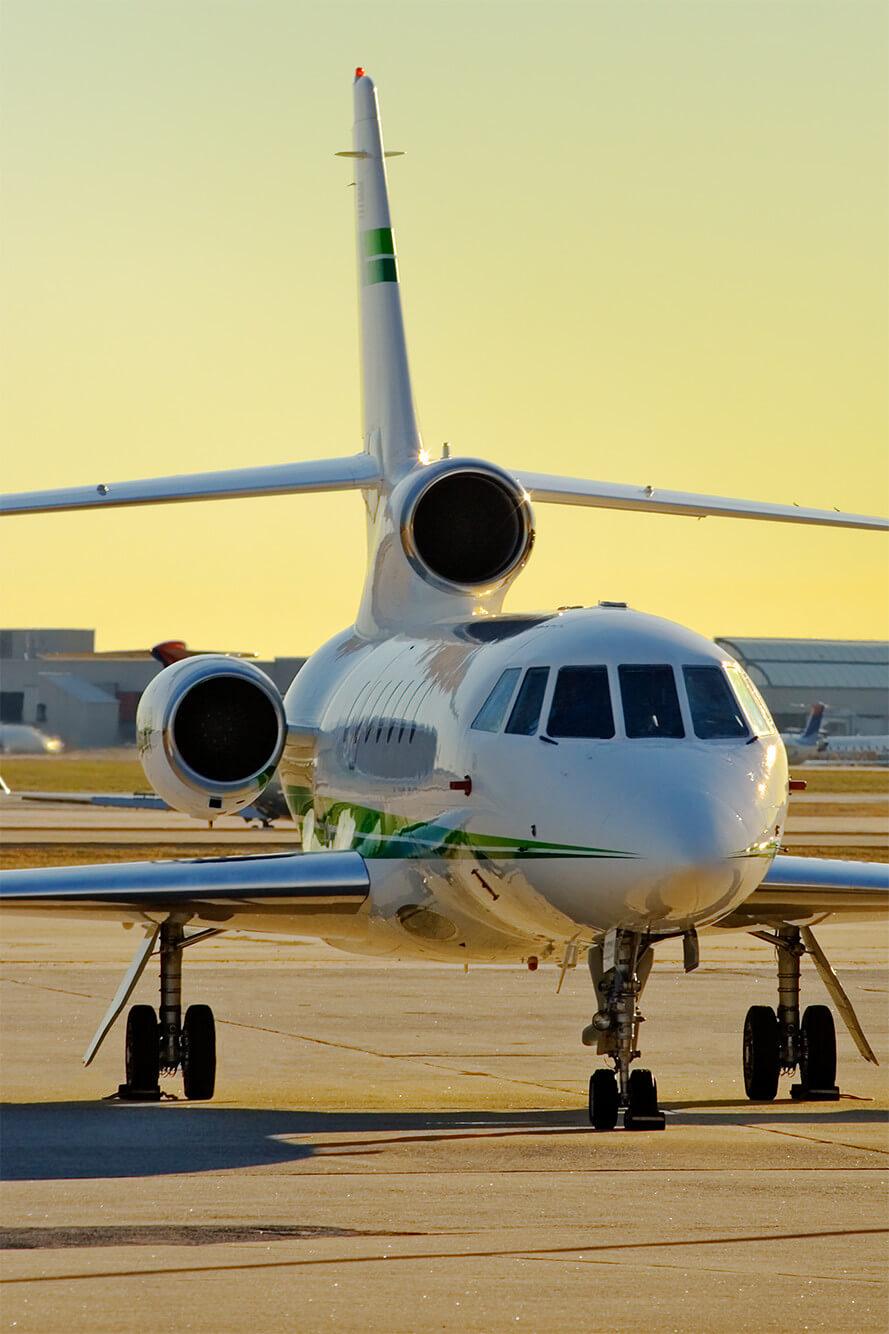 ExcelJet Air Charter Team
